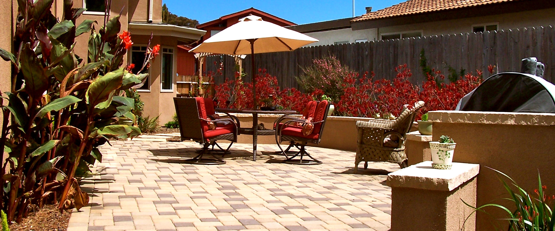 Earthscapes Landscaping Services Patio