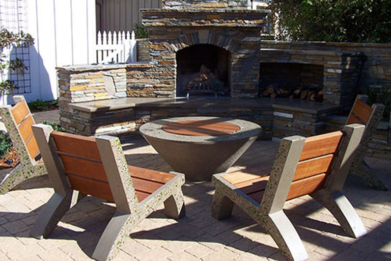 Elegant Expand Your Living Space With A Great Place To Entertain By Adding An Outdoor  Kitchen. We Offer A Multitude Of Designs For Outdoor Kitchens And Barbecue  ...