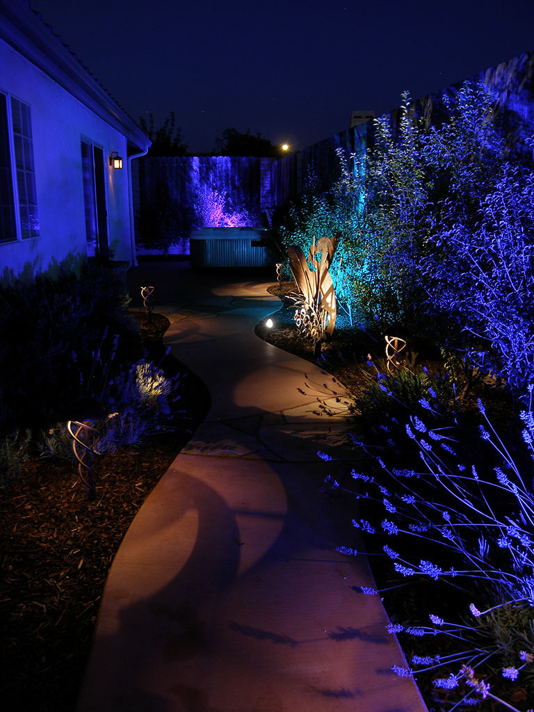 Types of Outdoor Lighting & Outdoor Lighting Landscaping | Earthscapes azcodes.com