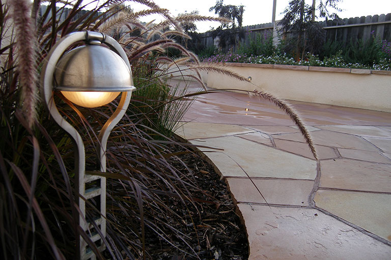 Earthscapes Landscaping Services Outdoor Lighting