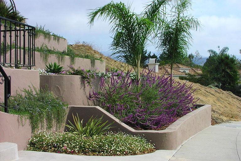 Earthscapes Landscaping Services Retaining Garden Walls